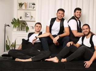 Φωτογραφία για Τα golden boys του πόλο