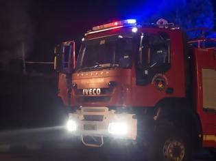 Φωτογραφία για Κορωπί: Νεκρός άνδρας από πυρκαγιά σε τροχόσπιτο