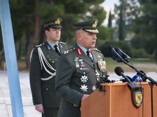 Φωτογραφία για Ημερήσια Διαταγή Παραλαμβάνοντος ΑΓΕΕΘΑ Στρατηγού Κων. Φλώρου