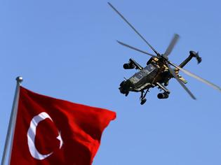 Φωτογραφία για Τουρκικές παραβιάσεις με F-16 αλλά και ελικόπτερο(!) στο Αιγαίο - Ελληνοτουρκικά