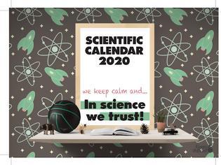 Φωτογραφία για Δωρεάν Επιστημονικό Ημερολόγιο 2020