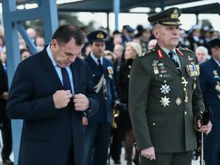 Φωτογραφία για Νέος αρχηγός ΓΕΕΘΑ : Αποστολή μας η «προς πόλεμο προπαρασκευή»