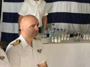 Φωτογραφία για Ο Αρχιπλοίαρχος Λουκάς Τσαρμακλής νέος Διευθυντής ΕΓΑ ΓΕΕΘΑ;