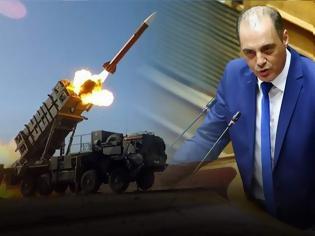 Φωτογραφία για Βαριές καταγγελίες Κ.Βελόπουλου κατά κυβέρνησης για Patriot: «Ξηλώνεται την αεράμυνα της χώρας -Κάνετε έγκλημα»