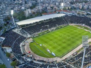 Φωτογραφία για Τουρκικό ενδιαφέρον για το γήπεδο του ΠΑΟΚ