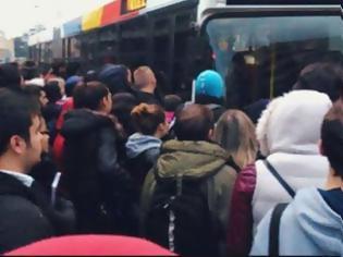 Φωτογραφία για Σε τραγική κατάσταση ΟΑΣΘ - Σε απόγνωση το επιβατικό κοινό της Θεσσαλονίκης