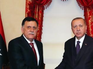 Φωτογραφία για Ράπισμα στην Τουρκία από τις γειτονικές χώρες της Λιβύης