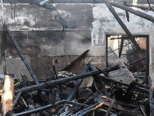 Φωτογραφία για Τραγωδία στην Αργολίδα: Απανθρακωμένα δύο αδέλφια