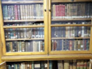 Φωτογραφία για 13076 - Η βιβλιοθήκη της Ιεράς Μονής Βατοπαιδίου (ιστορία - φωτογραφίες)