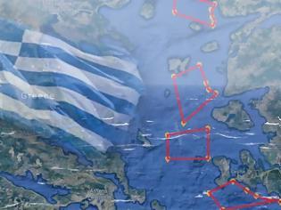 """Φωτογραφία για Ελληνοτουρκικά - Τα πέντε (5) σημεία """"αξιώσεων"""" της Άγκυρας στο Αιγαίο & το τουρκικό παραλήρημα (Vid)"""