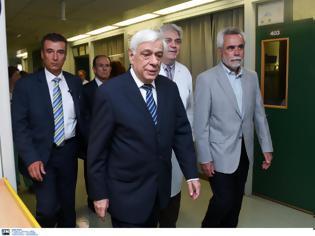 Φωτογραφία για Στο Ωνάσειο με υψηλό πυρετό νοσηλεύεται ο Προκόπης Παυλόπουλος!