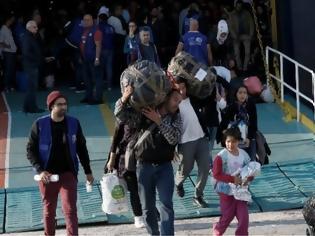 Φωτογραφία για Αυστρία: Λάθος που οι μετανάστες στην Ελλάδα μεταφέρονται στην ενδοχώρα