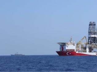 Φωτογραφία για Kύπρος: Θέμα ωρών να αρχίσει η παράνομη γεώτρηση της Τουρκίας στο τεμάχιο «8»