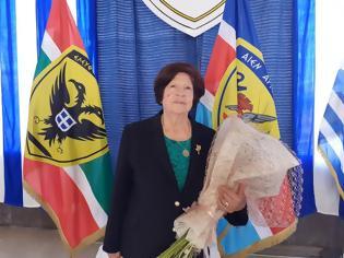 Φωτογραφία για Αρχηγός ΓΕΣ: Η συγκίνηση της μητέρας Λαλούση στην Σχολή Ευελίδων