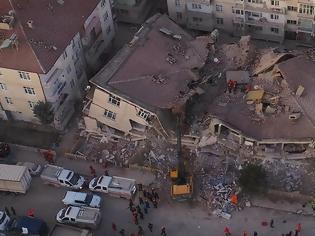 Φωτογραφία για Φονικός σεισμός στην Τουρκία: Τουλάχιστον 21 οι νεκροί - Αγωνία για τους εγκλωβισμένους