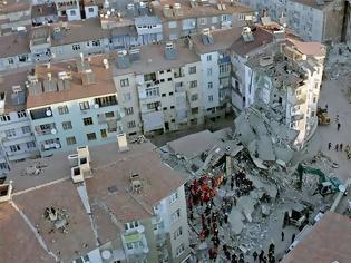 Φωτογραφία για Τουρκία: Στους 29 οι νεκροί - Δεκάδες εγκλωβισμένοι - Φόβοι για μεγαλύτερο σεισμό