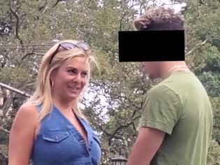 Φωτογραφία για Έπιασε στα πράσα τον άπιστο φίλο της με δόλωμα... την ίδια την μητέρα της! (video)