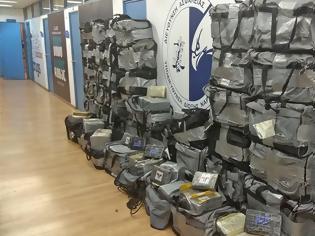 Φωτογραφία για Eμπλοκή «γνωστών και σκληρών» κακοποιών πίσω από την κοκαΐνη στον Αστακό - Πάνω από 50 εκατ. ευρώ τα κέρδη