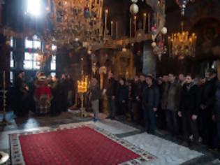Φωτογραφία για 13085 - Πανηγυρίζει η Ιερά Μονή Χιλιανδαρίου