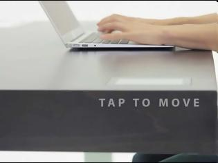 Φωτογραφία για «Έξυπνο» γραφείο λέει πότε πρέπει... να σηκωθούμε (video)