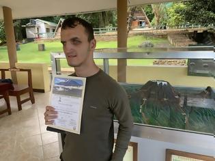Φωτογραφία για Άλεξ Μπεντσέα: Ο τυφλός αθλητής που κατέκτησε το Κιλιμάντζαρο