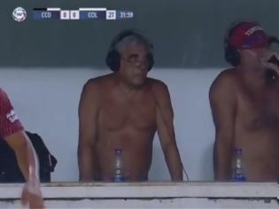 Φωτογραφία για Αργεντινή: Έκαναν περιγραφή γυμνοί λόγω ζέστης