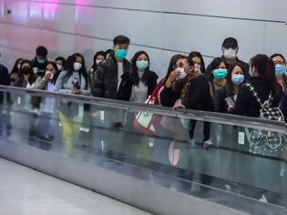 Φωτογραφία για Κοροναϊός της Κίνας: Αυξάνεται η ταχύτητα μετάδοσής του