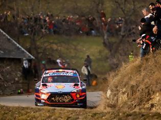 Φωτογραφία για WRC,Μόντε Κάρλο: O Neuville επικράτησε των Yaris
