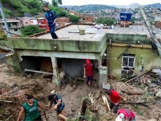 Φωτογραφία για Βραζιλία: Τουλάχιστον 37 νεκροί από τη σφοδρή καταιγίδα