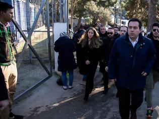 Φωτογραφία για Κως και Λέρος είπαν όχι στον Μηταράκη και τα σχέδια της κυβέρνησης στο προσφυγικό