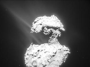 Φωτογραφία για Comet CG Evaporates