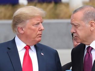 Φωτογραφία για Τραμπ σε Ερντογάν: Τουρκία και Ελλάδα να λύσουν τις διαφορές τους στην ανατολική Μεσόγειο