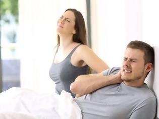 Φωτογραφία για Σεξ και πόνος στην μέση: Ποια στάση είναι καλύτερη