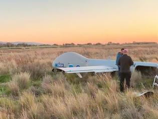 Φωτογραφία για Το drone της FRONTEX έπεσε, οι μετανάστες έρχονται