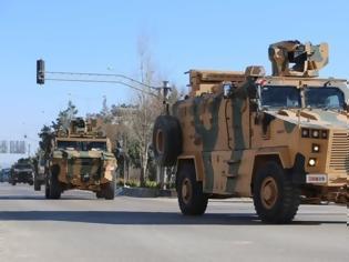Φωτογραφία για Οι Κούρδοι κατηγορούν τον τουρκικό στρατό για χρήση λευκού φωσφόρου