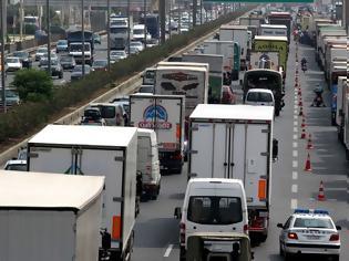 Φωτογραφία για Αναλυτικά πότε απαγορεύεται η κυκλοφορία των φορτηγών το 2020