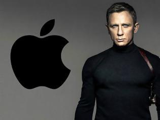Φωτογραφία για O James Bond στην Apple TV +;