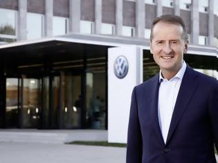 Φωτογραφία για Diess – VW: Στόχος η Tesla!