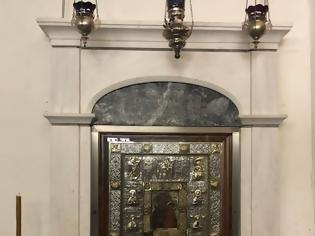 Φωτογραφία για Η θαυματουργή εικόνα της Παναγίας της Ελαιοβρύτισσας
