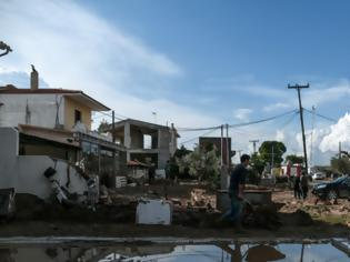 Φωτογραφία για Kακοκαιρία: Στα 6,4 εκατ. ευρώ το ύψος των ζημιών από τα ακραία καιρικά φαινόμενα του Γηρυόνη
