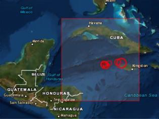 Φωτογραφία για Καραϊβική: Ισχυρός μετασεισμός 6,1 Ρίχτερ με επίκεντρο τα Νησιά Κέιμαν