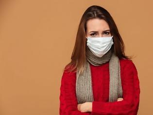 Φωτογραφία για Μας προστατεύει η χειρουργική μάσκα από τον ιό της γρίπης;