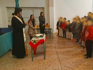 Φωτογραφία για Πραγματοποιήθηκε η γιορτή για τους Τρεις Ιεράρχες στο ΘΥΡΡΕΙΟ Βόνιτσας
