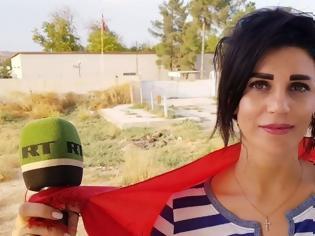 Φωτογραφία για Συρία: Δημοσιογράφος του Russia Today τραυματίστηκε σοβαρά από πυρά τζιχαντιστών