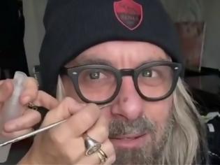 Φωτογραφία για Απίστευτος Ντε Ρόσι: Μεταμφιέστηκε και είδε το ντέρμπι Ρόμα-Λάτσιο ως οργανωμένος