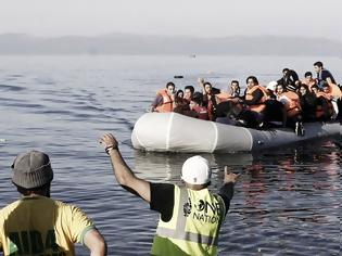Φωτογραφία για Αιγαίο: Πλωτά φράγματα για την ανακοπή των μεταναστευτικών ροών