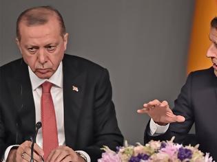 Φωτογραφία για Προκλητική απάντηση Τουρκίας σε Μακρόν: Η Γαλλία ευθύνεται για τα προβλήματα στη Λιβύη