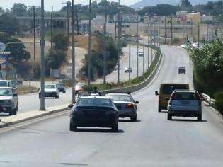 Φωτογραφία για Κίνδυνος ατυχήματος: χωρίς σηματοδότες ο κόμβος στα Ασγούρου