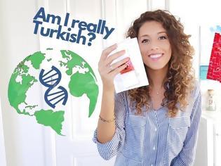 Φωτογραφία για Νεαρή Τουρκάλα Κάνει Ηλεκτρονικό Τεστ DNA Και... «Μένει» Όταν Ανακαλύπτει Ότι Είναι Ελληνίδα (Βίντεο)
