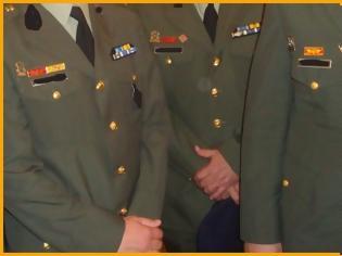Φωτογραφία για Στρατός Ξηράς: Προαγωγές Ανωτέρων-Κατωτέρων Αξιωματικών (2 ΑΠΟΦΑΣEIΣ)